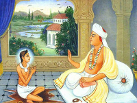 Ramanand Swami (founder of Uddhav Sampraday)